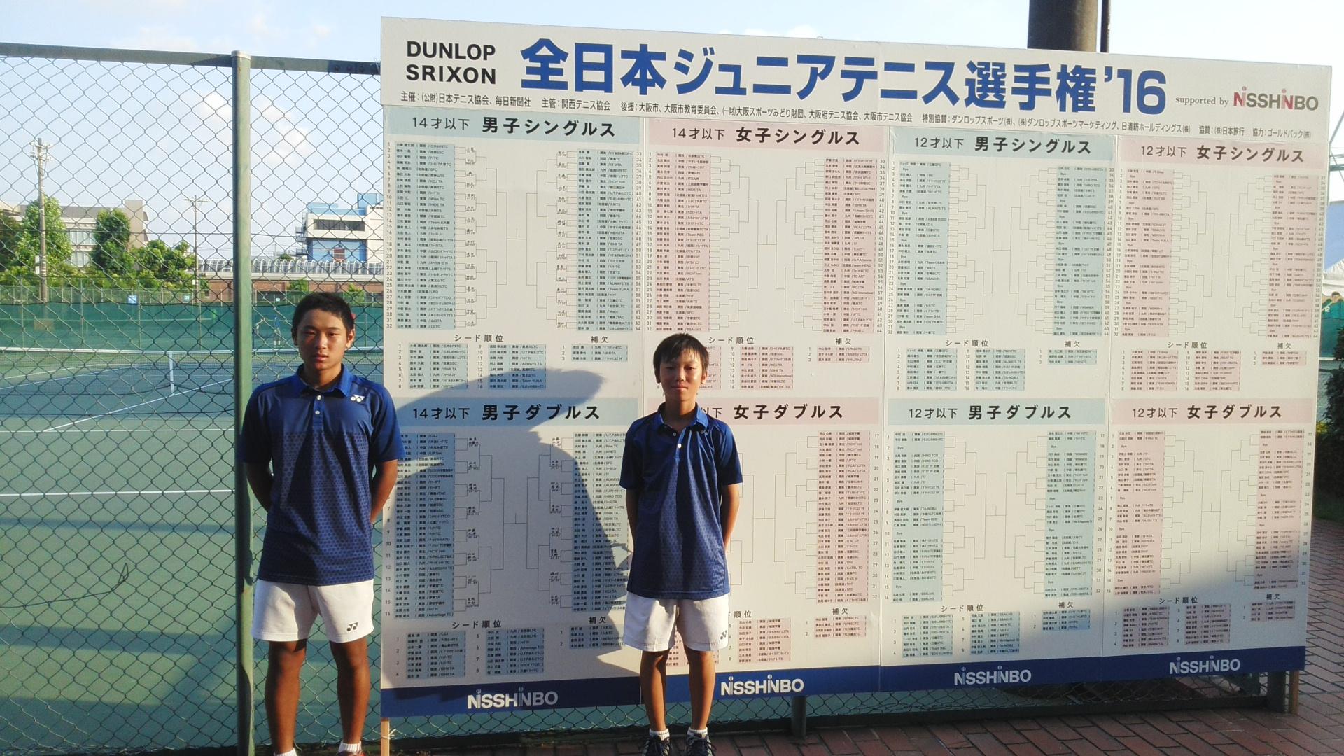 府 テニス 協会 大阪